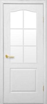 Дверь Симпли B полуостекл