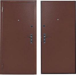 Двери на заказ. Модель Порошок/Порошок 1000*2040