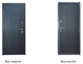 Дверь ДМ 3 850\950*2040 в наличии на складе