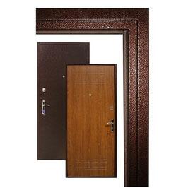 Дверь металлическая APECS Антик