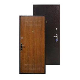 Дверь APECSм Ма/ДСП 850 Л/П орех