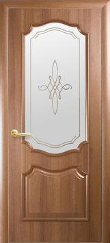 """Дверь """"Рока"""" (глухая или стекло R2)"""