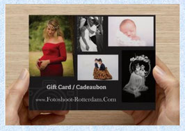 Gift Card for Boudoir Photography - Platina Plus Package