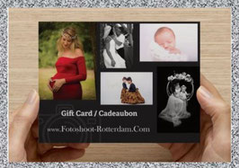 Gift Card for Boudoir Photography - Platinum Package