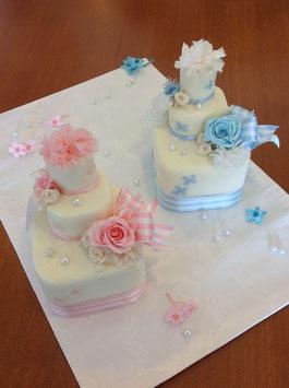 ロイヤル3段ケーキ