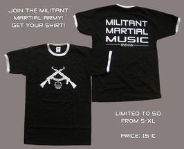 Waffenruhe T-Hemd