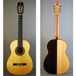 Guitarra Flamenca Concierto Mod. José Luis Osuna, Miguel Mateo.