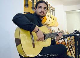 Guitarra Flamenca Especial, Miguel Mateo.