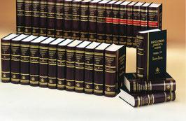 Enciclopedia Jurídica Omeba. Versión Impresa en 37 tomos