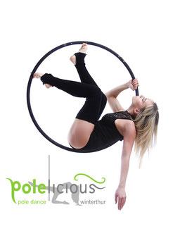 Aerial Hoop Workshop Februar 2020