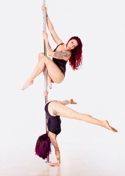 Pole Dance Fotoshooting (Double Shooting) 30 Min