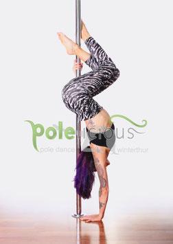 Pole Dance Fotoshooting (EinzelShooting) 30 Min