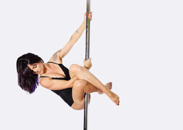 Pole Dance Fotoshooting Paket (Einzeln & Double) 45 Min