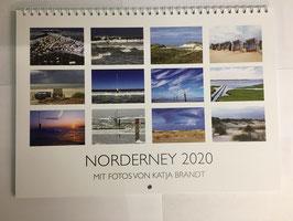 Norderney-Kalender 2020