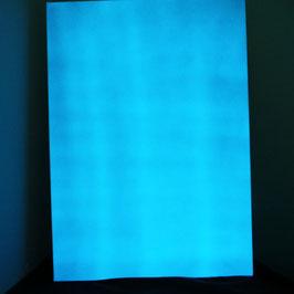 Keilrahmen 50x70 cm mit Leuchtgrundierung