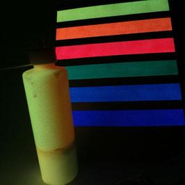 Airbrushfarbe GELB 200ml Flasche