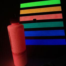 Airbrush-Leuchtfarbe ROT 200ml