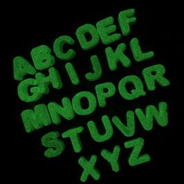 Leuchtbuchstaben SET 50 Betonstein