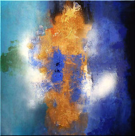 Blaugold 50 x 50 x 2 cm