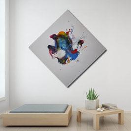 INVENTIO-B 100 x 100 x 4cm