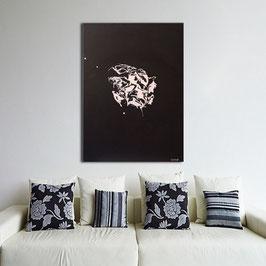 Dark 100 x 70 x 1,5 cm