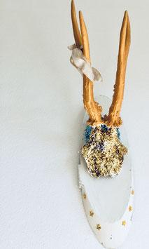 Margit Anglmaier: Prunk meets Punk - Golden Horn Sparkling