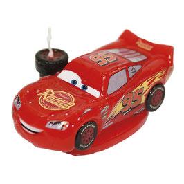 "Kerze ""Disney-Cars"" 8,5cm - 3D"