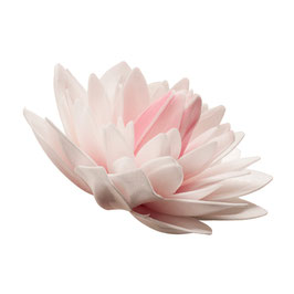 Blumendeko - Rosa Dahlie - 12,5cm