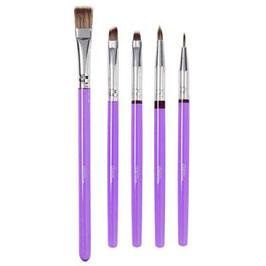 Wilton Decorating Brush Set/5 - Pinsel