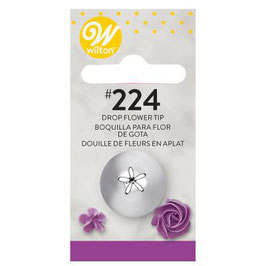 Wilton Decorating Tip - Dropflower Carded
