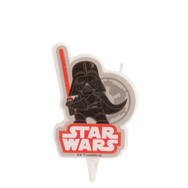 "Kerze ""Darth Vader"" 7,5cm - 2D"
