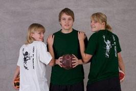 T-Shirt in der Farbe Grün
