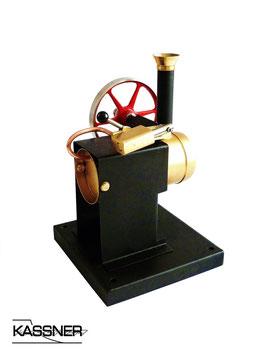 """Lokomobil-Dampfmaschine """"Bellus"""""""