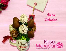 Taza delicias