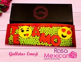 Galletas emoji (Solo en la compra de mas productos)