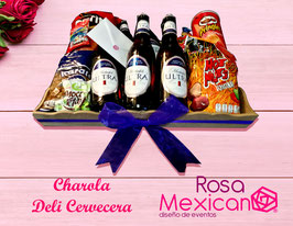 Charola Deli Cervecera