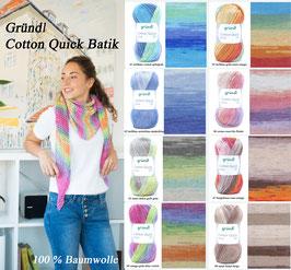 Gründl Cotton Quick Batik