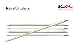 Knit Pro Nova Cubics Nadelspiel 15 cm