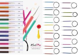 Knit Pro Zing Rundstricknadel 60 cm