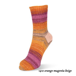 Rellana Flotte Socke Cotton Stretch Tutti Frutti