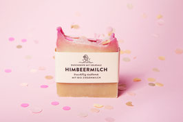 Himbeermilch