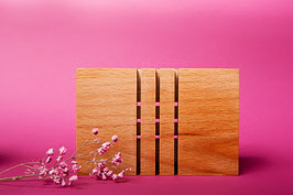Seifenablage Holz