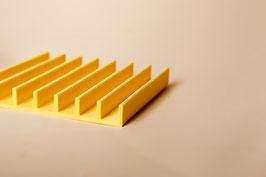 Seifenablage COUDRE Yellow