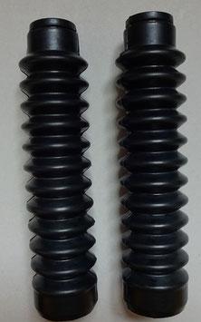 2 Faltenbälge Manschette  schwarz Simson S 50 51 Enduro    ECHT GUMMI
