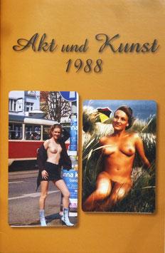 Akt & Kunst 1988