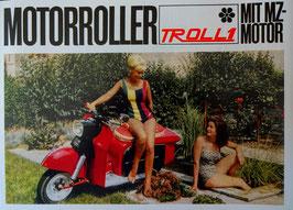 IWL TROLL1 mit  MZ Motor 1964
