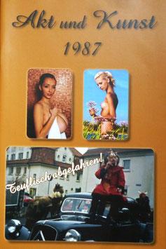 Akt & Kunst 1987
