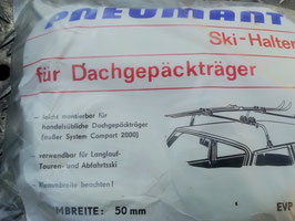 DDR DACHGEPÄCKTRÄGER ski träger IFA VEB