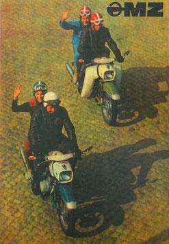 MZ Es 125 150 175/2 250/2 ES 125 G ETS 175 250 G  1966