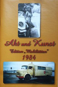 """Akt & Kunst  1984  """"Mobilität"""""""